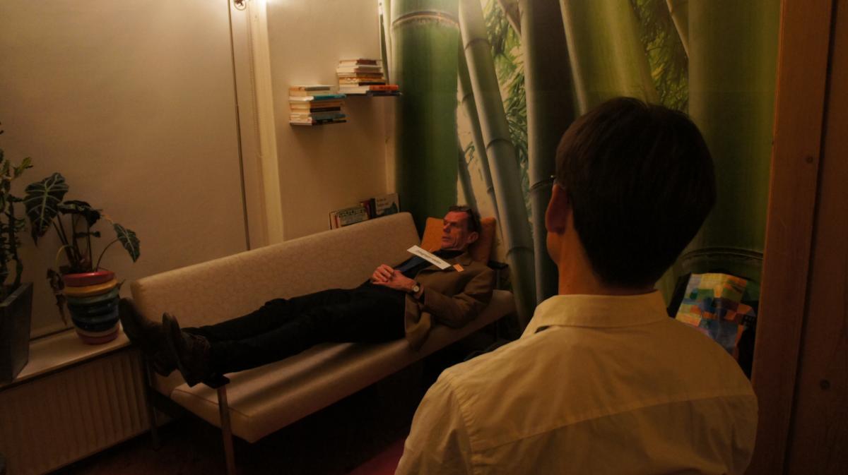 Verhalen bij de Buren-mannen- Arnoud Siegers